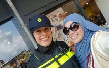 Müsəlman polis qadın hicab geyə biləcək – Hollandiyada