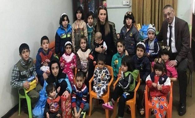İraqda kimsəsiz qalan azərbaycanlı uşaqlar…
