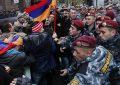 Yerevanda qiymət artımı aksiyalara səbəb oldu – FOTO + VİDEO