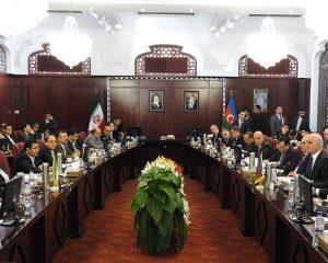 İranda Azərbaycan-İran Dövlət Komissiyasının iclası keçirilib