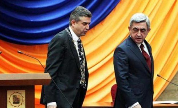 Sərkisyan istefa verdiyi zaman anası öldü