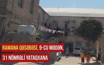 """""""Azərbaycan biz kasıbların deyil"""" – VİDEO"""