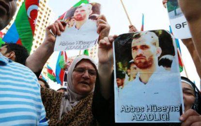 """Abbas Hüseynovun anası: """"Oğlumu çarmıxa çəkiblər"""""""