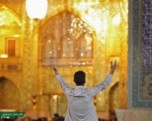 Fransalı gənc İmam Rzanın (ə) hərəmində İslam dinini qəbul etdi