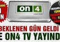 On4 TV yayıma başladı