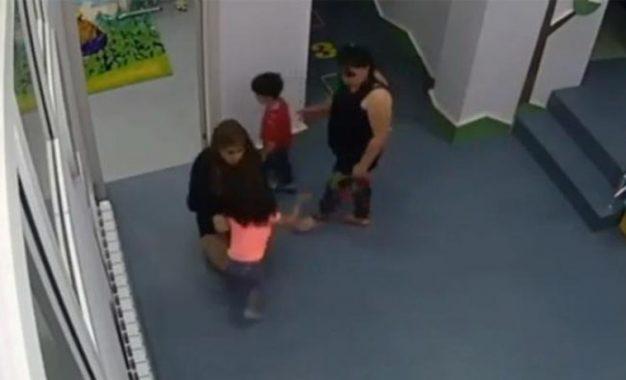 Bakıda uşaqların döyülməsinə görə bağça müdiri barəsində cinayət işi başlandı