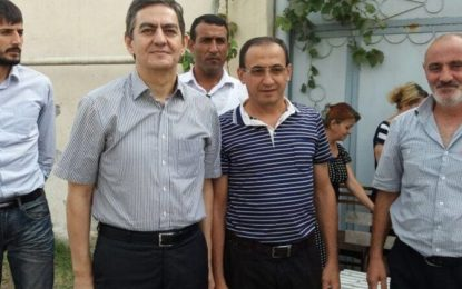 Əli Kərimlinin müşaviri azadlığa buraxılıb