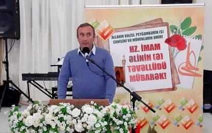 Laqodexidə İmam Əlinin mövludu keçirilib – FOTO