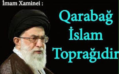 Qarabağ islam toprağidir
