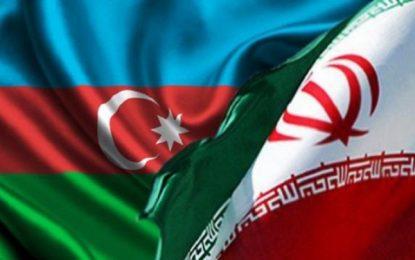 Bakıda Azərbaycan və İran ticarət mərkəzinin açılışı olub