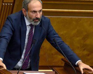 Ermənistan baş nazirinin əhali arasında reytinqi aşağı düşüb