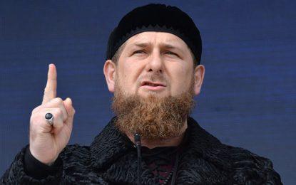 Çeçen lider: Fitil alışsa, milyonlarla insan öləcək!