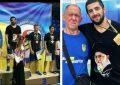 Ukraynada qızıl medal qazanmış azərbaycanlı ……..
