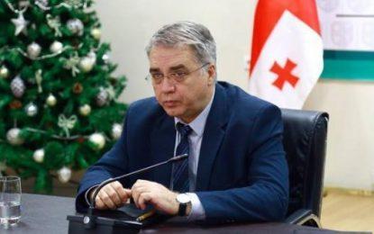 Gürcüstanın sosial müdafiə naziri istefa verib