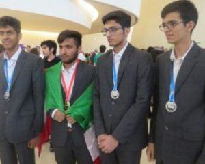 İran Bakıda keçirilən Beynəlxalq İnformatika Olimpiadasında 4-cü yeri tutub