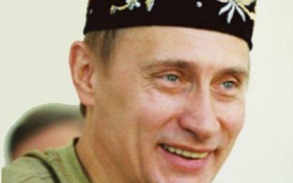 Putin Qurana sevgisini bir daha sərgilədi