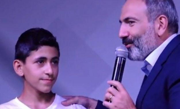 """Paşniyan: """"Qarabağ Ermənistandır, nöqtə"""""""