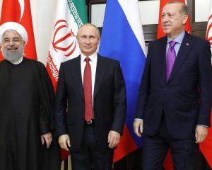 Putin Ərdoğan və Ruhani ilə ayrıca görüş keçirəcək