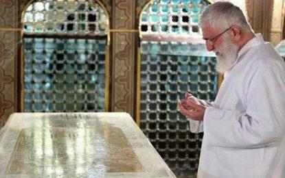 İranda İmam Rza (ə)-ın türbəsinin təmizlənməsi mərasimi keçirilib