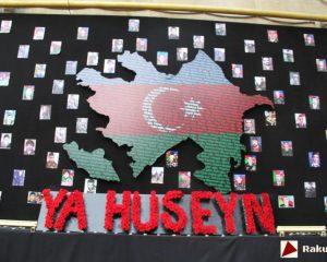 Bakı məscidlərində Aşura günü- Fotolar