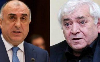 `Məmmədyarov mənasız bəyanatlar verməklə məşğuldur` – Deputat
