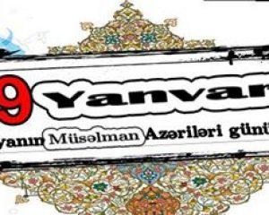 Dünya azərbaycanlılarının həmrəyliyi günü 19 yanvar?! video