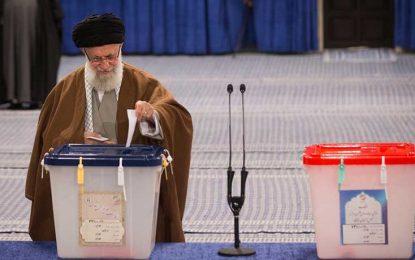 İranda Parlament və Xobreqan məclisinə seçkilər keçirilir