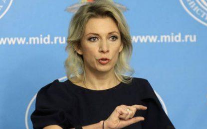 Rusiyanın Ərdoğana verdiyi vaxt daralır – Zaxarova açıqladı