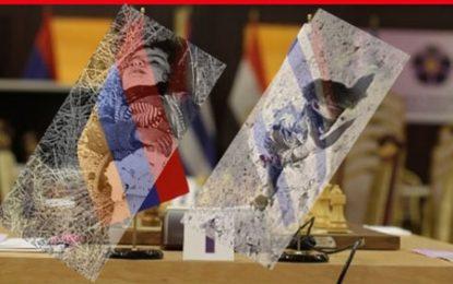 İran Ermənistanın işğal edilmiş Fələstində səfirlik açmasına cavab verməlidir
