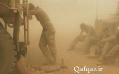 ABŞ-ın hərbi karvanına hücum olub, yaralananlar var