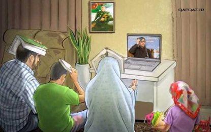 """Tariximizin ilk """"virtual əhya""""sı və ya yayımı canlı Qədr gecəsi"""