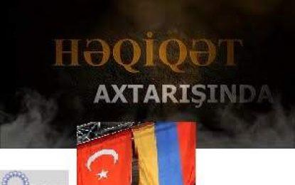 Türkiyənin Ermənistana silah yardımı/video