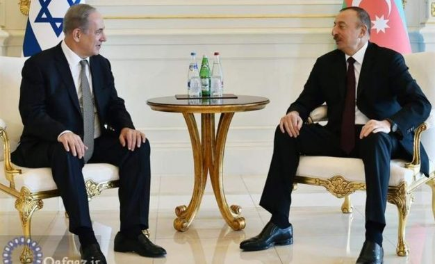 İsrail Azərbaycan Respublikasının hərbi sirlərini Ermənistana ötürür