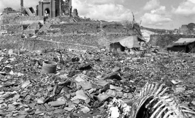 Hiroşima və Naqasakinin atom bombardman