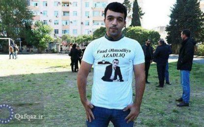 Hüquq müdafiəçisi Orxan Baxışlının vaxtından əvvəl azad olunmasına qarşı çıxıb