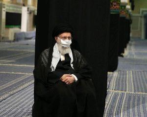 Ayətullah Xameneinin iştirak etdiyi əzadarlıq mərasimi – FOTO