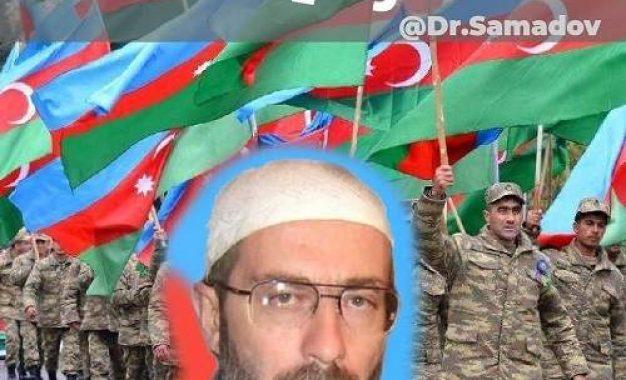 Həbsdə olan Azərbaycan İslam Partiyası liderinin Dağlıq Qarabağın azadlığı üçün mesajı