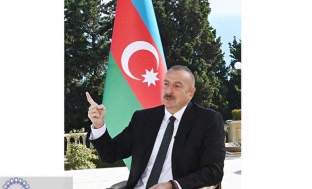 Azərbaycan prezidenti İran vasitəsilə Ermənistana silah daşınması ilə bağlı şayiələri təkzib edib