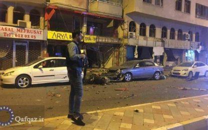 Türkiyədə partlayış baş verib – FOTO