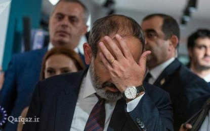 """Ermənistan Vəkillər Palatasının sədri: """"Paşinyan getməlidir və gedəcək"""""""