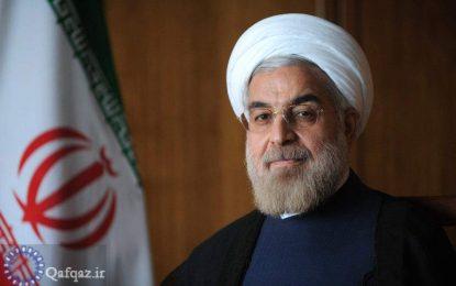 Öz ərazi bütövlüyünü bərpa etmək Azərbaycanın haqqıdır – İran prezidenti