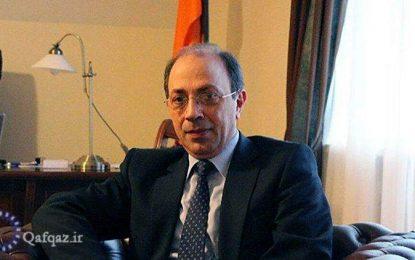 Ermənistanın yeni xarici işlər naziri təyin olunub