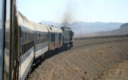 اواسط دی ماه مسیر قطار نخجوان – مشهد مجدداً  راه اندازی می شود