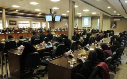 گرامیداشت روز آذری های مسلمان جهان در دانشگاه محقق اردبیلی/ تصاویر