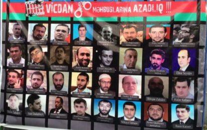 انتشار آمار جدید زندانیان سیاسی در جمهوری آذربایجان