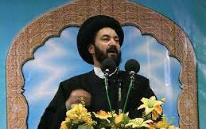 سخنرانی آیت الله سید حسن عاملی /خطبه اول نماز جمعه اردبیل ۹۶/۱۱/۰۶