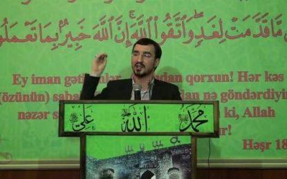 مشروح دادگاه رهبر جنبش اتحاد مسلمانان جمهوری آذربایجان