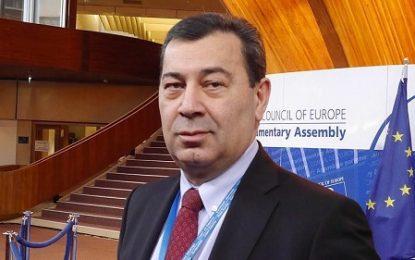 """نماینده جمهوری آزربایجان در پارلمان اروپا:""""نبرد ترکیه نه تنها براى خود، بلکه اروپا و کل جهان است"""""""