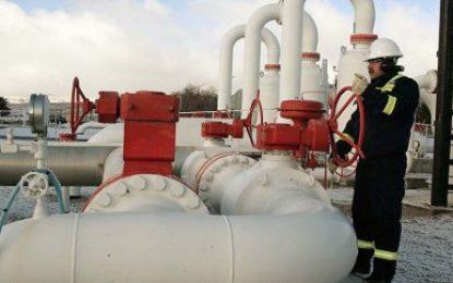 سال گذشته میزان واردات گاز از سوی ترکیه رکورد زد