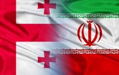 اعزام دانشجویان رشته های ایران شناسی و زبان فارسی گرجستان به ایران